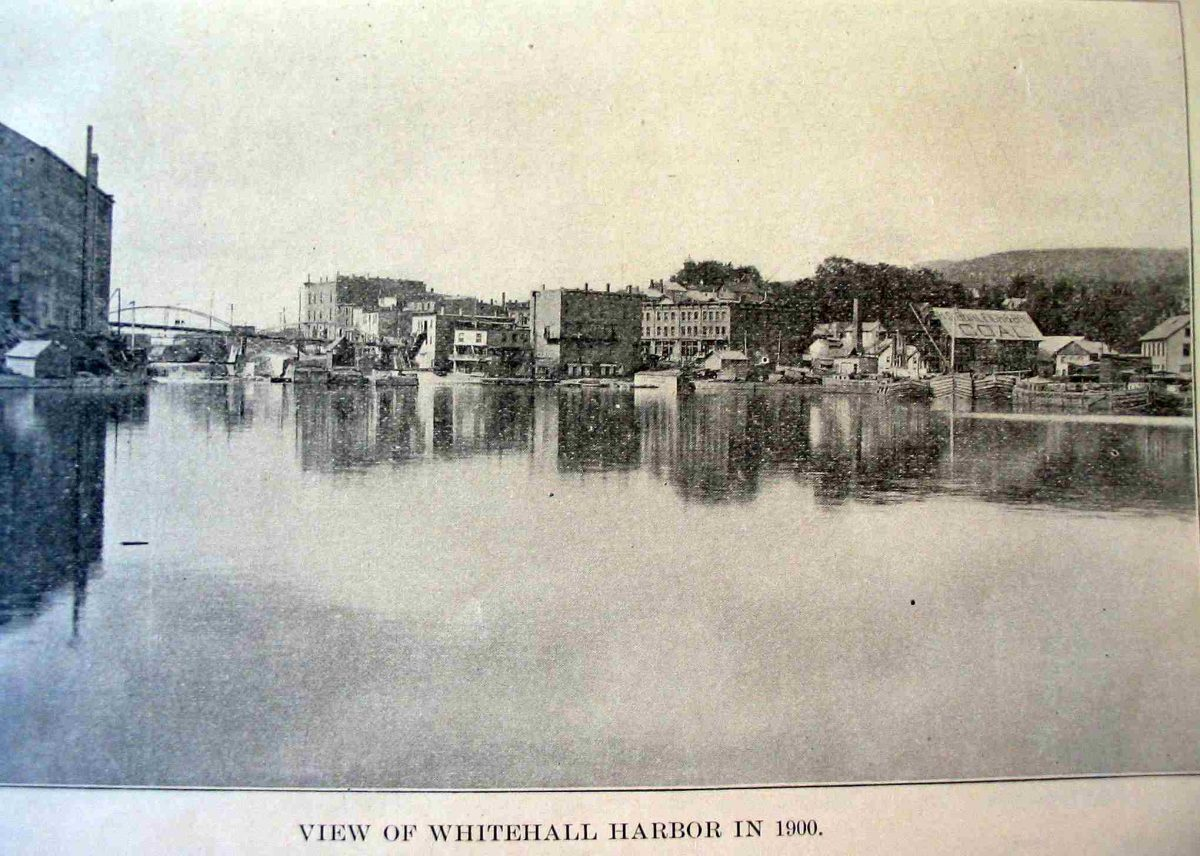 View of Whitehall c.1900